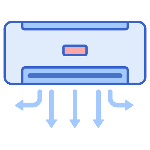 Air conditioning icon