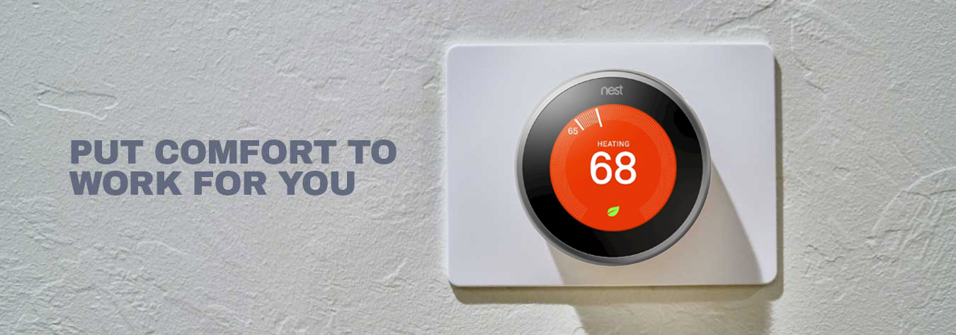 New Thermostat Nest