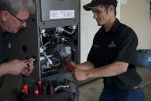 Annual furnace and AC maintenance plans